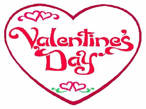 Schön Valentinsgrüße